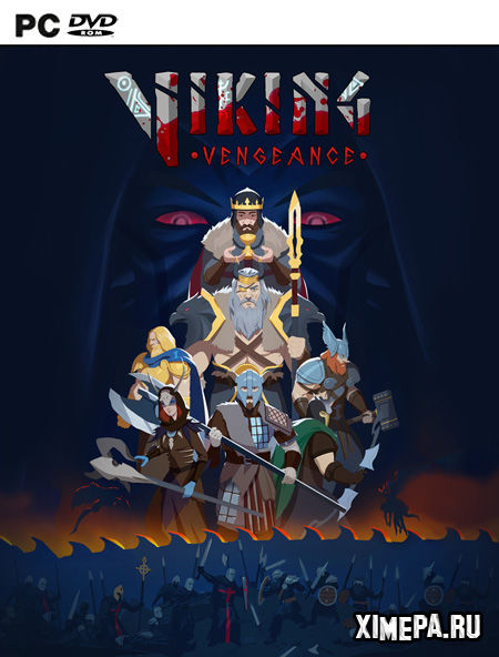 постер игры Viking Vengeance
