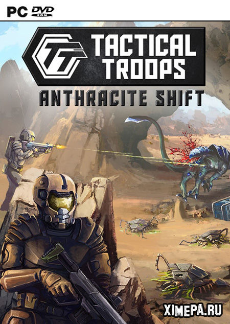постер игры Tactical Troops: Anthracite Shift