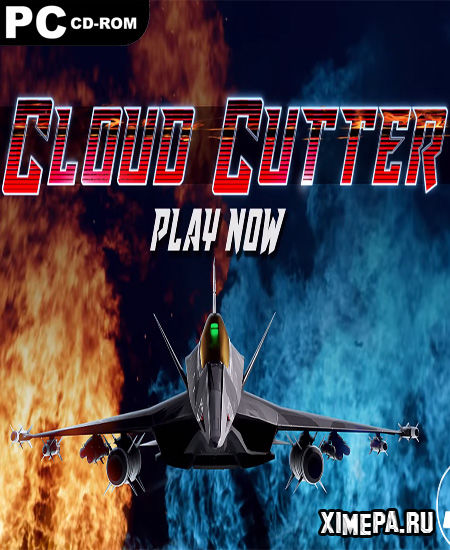постер игры Cloud Cutter