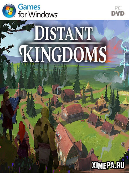 постер игры Distant Kingdoms