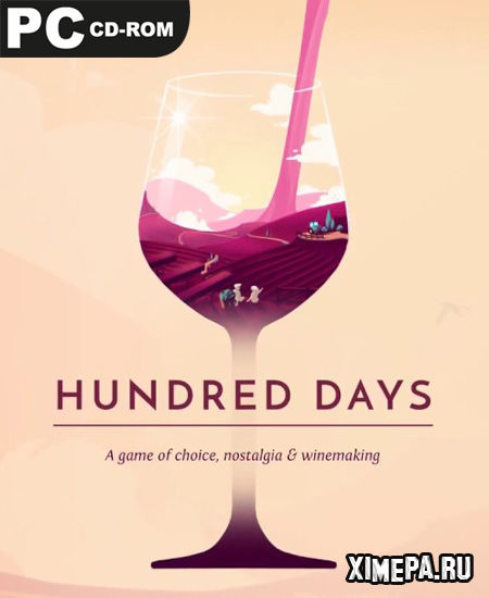 постер игры Hundred Days - Winemaking Simulator