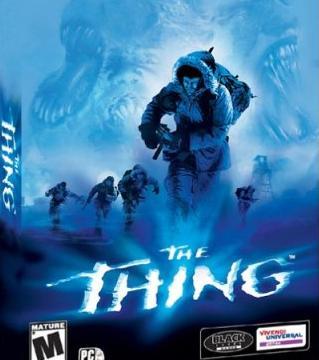 Скачать игру Нечто (The Thing) бесплатно торрент