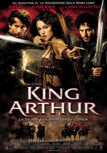 Скачать фильм Король Артур бесплатно торрент